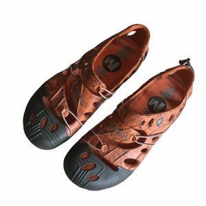 Merrell Vapor Orange Performance Footwear Size 13